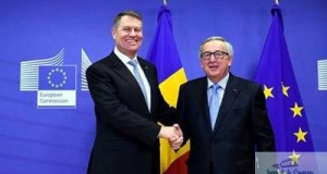 Presedintele Romaniei, Klaus Iohannis va avea vineri o intrevedere cu Jean-Claude Juncker