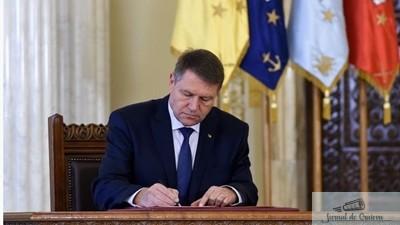 Klaus Iohannis loveste din nou in PSD : Au preferat o harmalaie populista si o jalnica topaiala 1