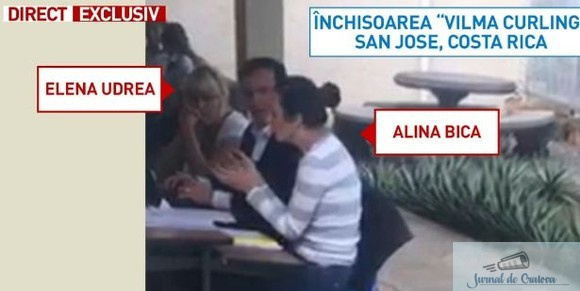 Poze cu Elena Udrea şi Alina Bica din închisoarea din Costa Rica. Cum şi-au negociat eliberarea 2