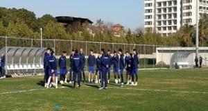 Fotbal : Ultimul antrenament inaintea meciului amical al echipei Universitatea Craiova cu Szeged ! Probleme in lot afla cine nu joaca azi! 4