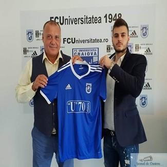 Fotbal : Presedintele echipei Universitatea Craiova , Marcel Puscas a facut bilantul cantonamentului din Antalya 1