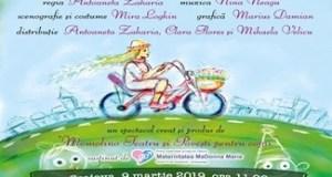 Milina aduce Primavara  povestea fetitei care schimba lumea, un nou spectacol de teatru marca MOMOLINO in premiera la Craiova 7