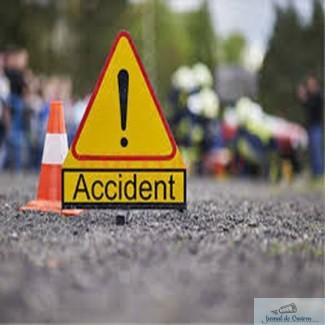 Accident pe Centura de Nord a Craiovei 1