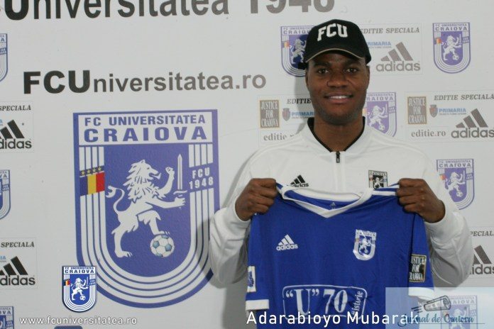 Fotbal : Universitatea Craiova a efectuat 4 transferuri ! Afla numele lor .. 3