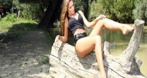 Pictorial INCENDIAR cu Otilia Bilionera, facut intr-o padure de langa Bucuresti! Fotografii EXCLUSIVE 1