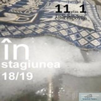 "TNC: Patru spectacole ""11plus1 independent / contemporan"", in martie 1"