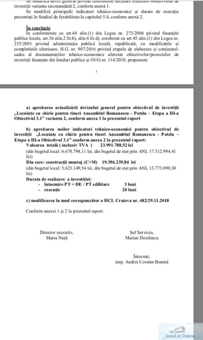 Stefan Stoica, presedintele PNL Dolj: Ordonanta 114 a Guvernului PSD-ALDE creste pretul locuintelor ANL in Craiova 4