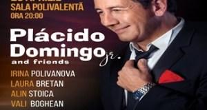 Plácido Domingo jr. canta pentru prima oara in Romania,la Bucuresti si la Craiova 3