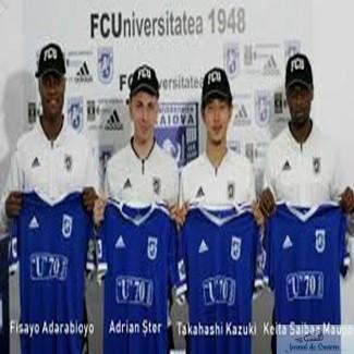 FOTBAL : Vesti bune pentru suporterii echipei FC Universitatea Craiova ! 1