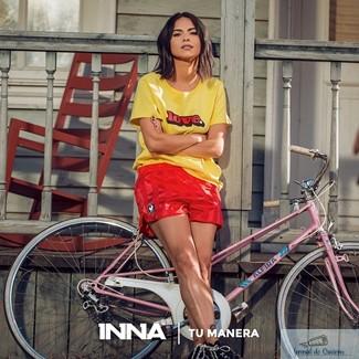 INNA - TU MANERA (videoclip) 1