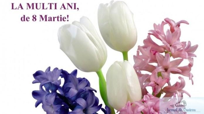 Cele mai frumoase MESAJE de 8 MARTIE, Ziua Femeii 2019. Urari, felicitari, SMS-uri pentru femeile din viata voastra: mame, iubite, colege sau profesoare 7