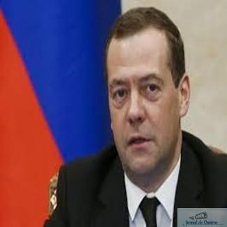 Dmitri Medvedev : Rachetele noastre sunt de mare precizie; gradinile voastre nu sunt in pericol 1