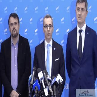 USR anunta primele miscari dupa decizia Regimului Dragnea de a bloca Alianta 2020 1