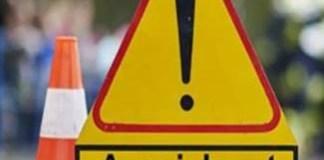Accident grav produs la Slatina, în zona Podul Olt