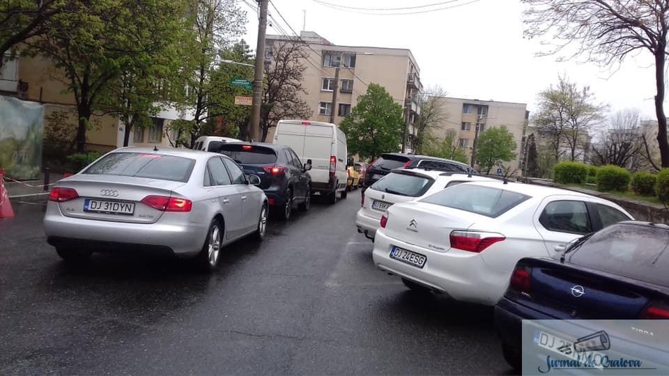 Mitingul PSD a paralizat circulatia din Craiova 4