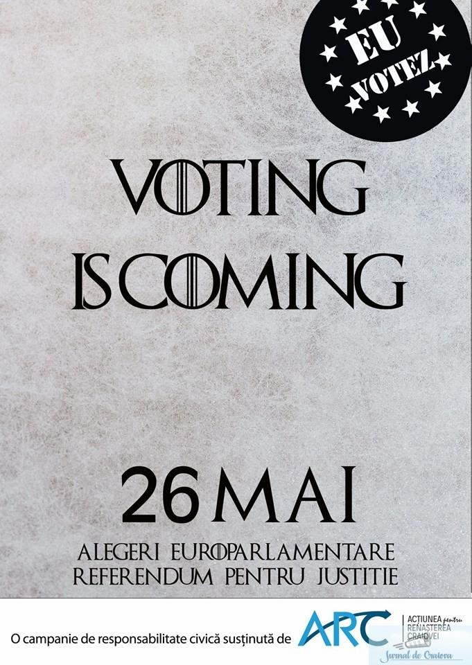 ARC lanseaza o campanie de incurajare a mersului la vot in randul tinerilor 4