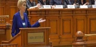 Raluca Turcan , Prim-vicepresedintele PNL : PSD vrea referendum cu calusul in gura!