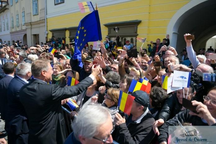Cel mai emotionant moment al summit-ului de la Sibiu 4