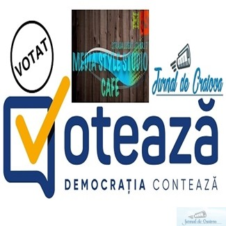 PREMIERA in Craiova ! Votezi si ai reducere de 20 % la CAFE MEDIA STYLE Studio 1