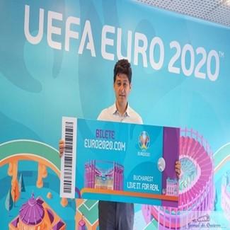 Fotbal : Biletele pentru EURO 2020 au fost puse in vanzare 1