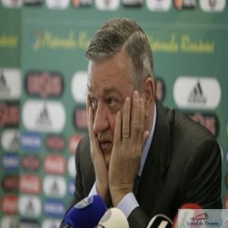 Fotbal : Fostul presedinte al FRF, Mircea Sandu, a fost trimis in judecata de procurorii DNA 1