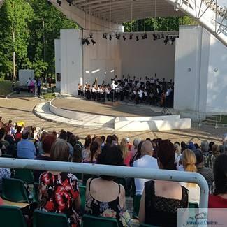 Filarmonica Oltenia Craiova : Stagiunea estivala 2019