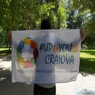 Nicolae Drimboi , unul din initiatorii proiectului Craiova Capitala Tineretului 2020-2021 ne-a raspuns la cateva intrebari !
