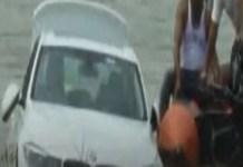 Ce a facut un tanar cu un BMW primit cadou starneste revolte pe internet