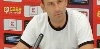 Fotbal / Eugen Trica, antrenor Universitatea Craiova : Universitatea Craiova e una singura. E acolo unde e Peluza Sud si unde suntem noi!
