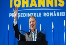 Klaus Iohannis : Astazi sunt un oltean cu oltenii mei!