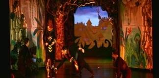 Teatrul Colibri prezinta Puiul de Om din Cartea Junglei la festivaluri in Arad si Timisoara