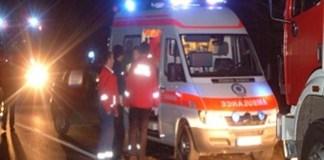 Copil lovit de autobuz,aseara in Craiovita