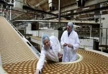 ETI face angajari ! 80 de locuri de munca disponibile la fabrica de biscuiti !