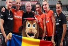 Tenis de masa : Echipa feminina a Romaniei, campioana europeana la tenis de masa pentru a cincea oara