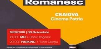 """Caravana Zilele Filmului Romanesc la Craiova: o seara cu """"Mo"""" si """"Parking"""""""