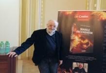 Stelian Tanase si-a lansat la Craiova romanul Marele incendiator - Cronica unui fapt divers