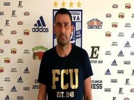 Fotbal : Eugen Trica , antrenor Universitatea Craiova : Am castigat 3 puncte importante!