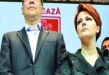 Pleaca Lia Olguta Vasilescu la partidul lui Ponta ? Afla cand si in ce context ...
