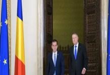Presedintele Klaus Iohannis l-a desemnat oficial pe Ludovic Orban premier