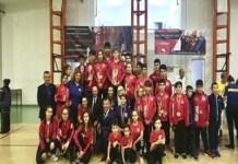 Arte Martiale : Un weekend de aur pentru practicantii de Kung-Fu din Craiova!