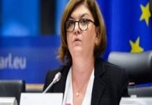 Adina Valean a fost validata comisar european pentru Transporturi