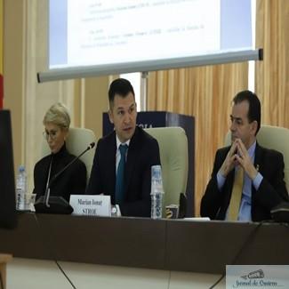 Ionut Stroe , Ministrul propus pentru Tineret si Sport : Romania va avea un guvern liberal de saptamana viitoare!