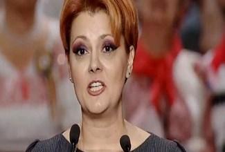 Olguta, tipete in Parlament dupa ce a fost pusa la punct de Violeta Alexandru ...