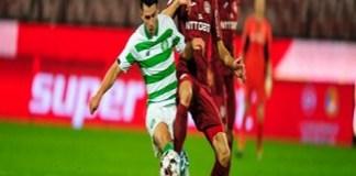 Fotbal: Ce Fe Ri-cire in Gruia ! CFR Cluj se califica in Primavara Europeana .. Record pentru Romania , 12 puncte in Grupele Europene ..