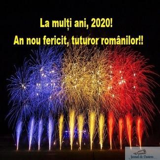 MESAJE DE ANUL NOU 2020: URARI de ANUL NOU, SMS cu FELICITARI. MESAJE frumoase de REVELION 2020 , Imagini REVELION 2020 !