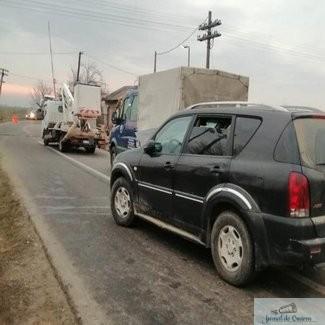 Accident mortal in Olt, provocat de un sofer beat, care conducea fara permis.