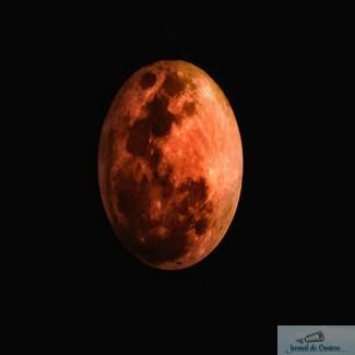 O eclipsa de Luna va avea loc in aceasta noapte