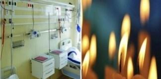 Un barbat de 43 de ani, internat in spital cu gripa, a decedat