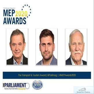 Marian Jean Marinescu, Europarlamentarul PNL este nominalizat la premiiile MEP Awards 2020