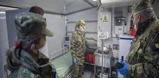 Coronavirus Romania : Spitalul militar ROL 2 din Otopeni a fost declarat operational!